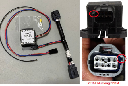VooDoo Booster Ford Plug and Play Systems