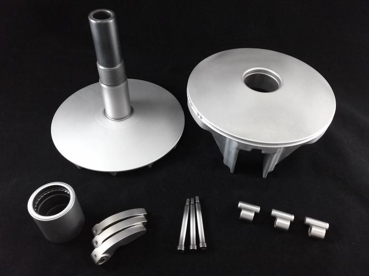 WPC Metal Treatment