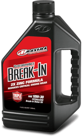 Performance Break-In Oil