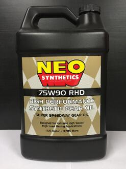 75W90RHD Gear Oil