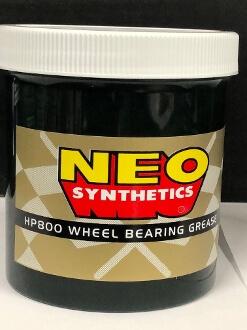 HP800 Wheel Bearing Grease
