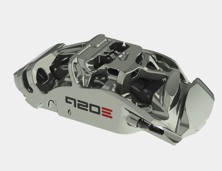 Sport 6 A-Spec+ Calipers
