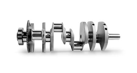 Forged Steel Cranks from K1 Technologies