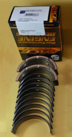 Chevrolet LT V8 Main Set Bearings