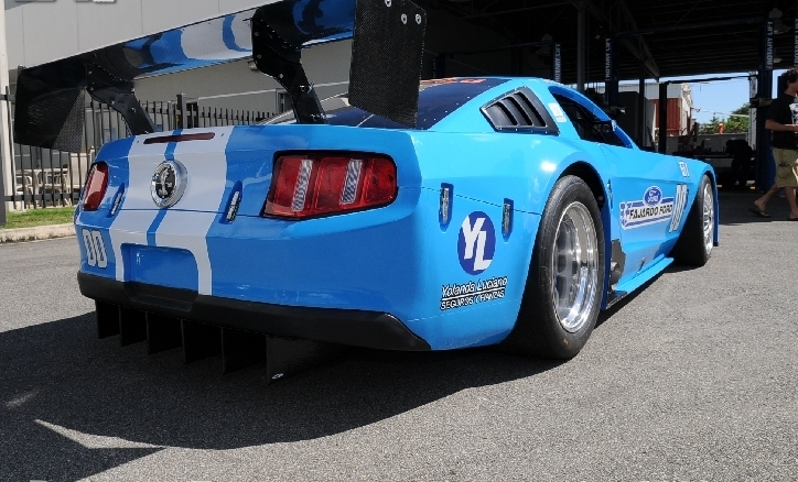 Mustang Race Bodies