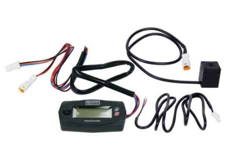Digital Tire Temp Gauge Complete Kit