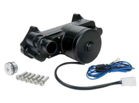 LS Electric Water Pump Black