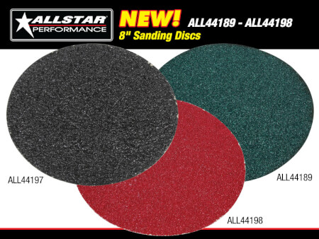 """Sanding Discs 8"""" ALL44189-ALL44198"""