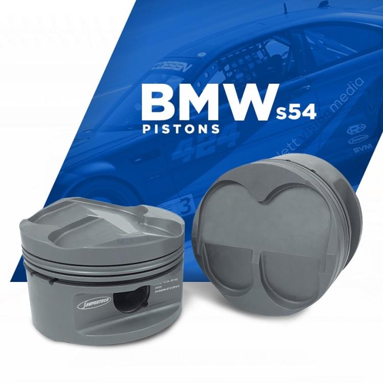 S54 Pistons
