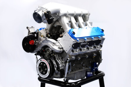 Katech Track Attack LT1 Engine