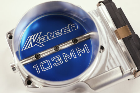 Katech Billet Gen-V LT 103mm Throttle Body