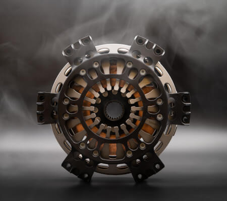DB' Lightweight Dual Banded Sintered Race / Rally Clutch