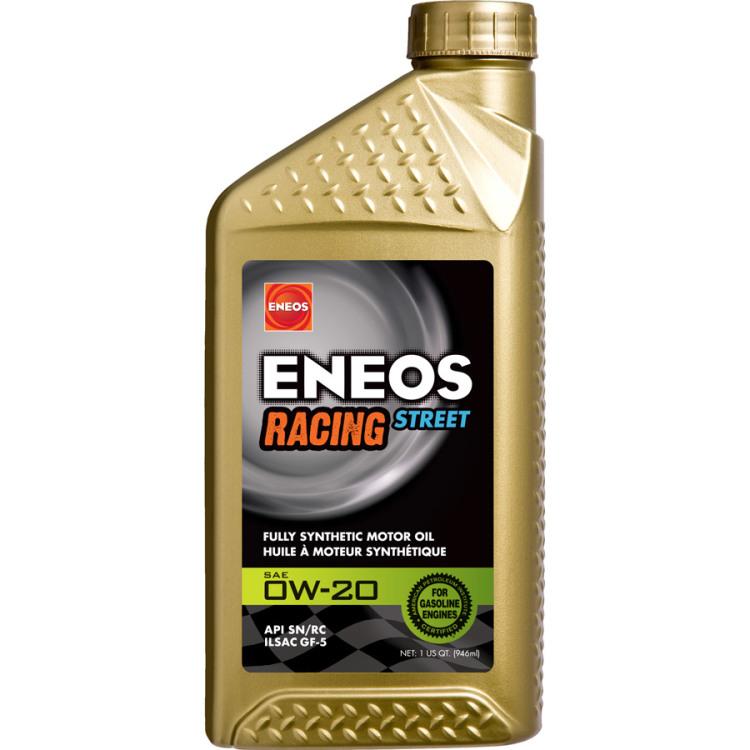 ENEOS RACING STREET 0W-20