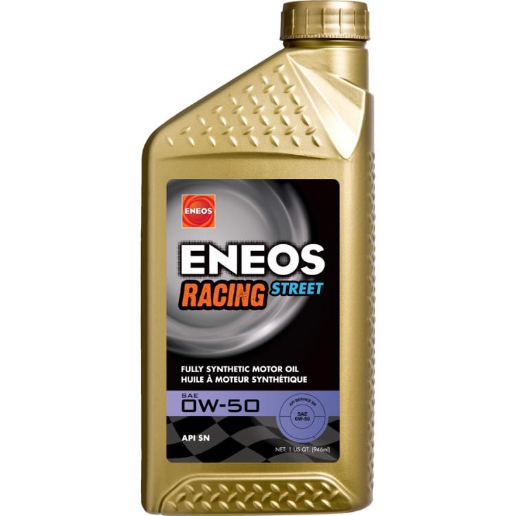 ENEOS RACING STREET 0W-50
