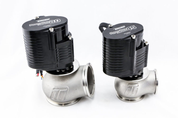 eWG Electronic Wastegate (45mm & 60mm)