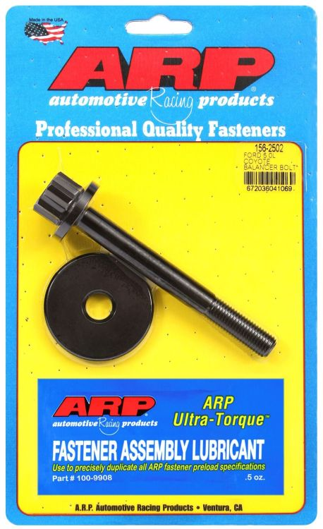 ARP Coyote Harmonic Damper Bolt Kit