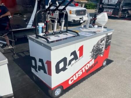 Custom Design Arrow Pit Carts