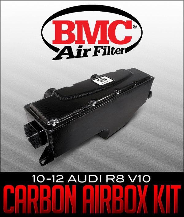 BMC Filters Carbon Racing Filter Airbox Kit: Audi R8 V10