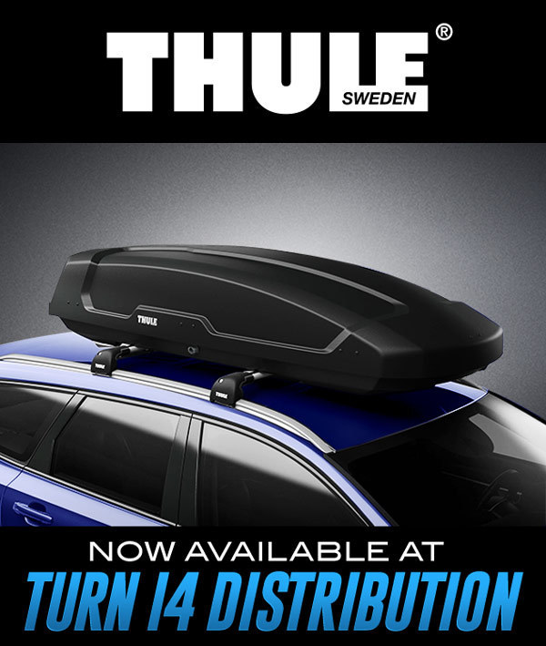 Thule Now Available at Turn 14 Distribution!