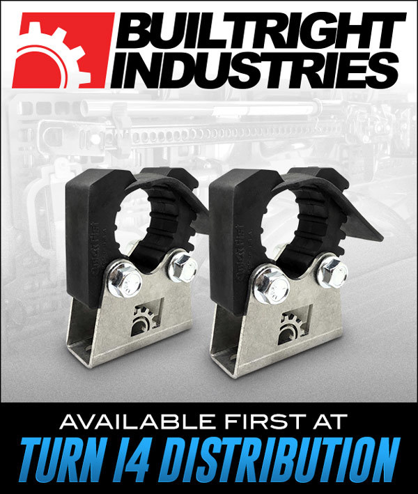 BuiltRight Industries Available at Turn 14 Distribution!