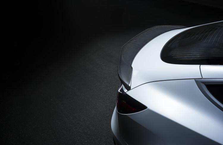 Vorsteiner Volta Aero Kit: 2017+ Tesla Model 3