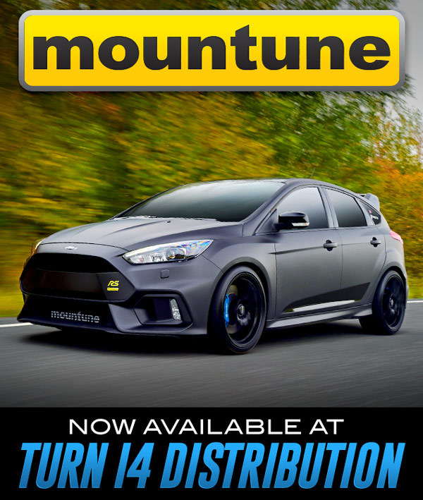 mountune Now Available at Turn 14 Distribution!