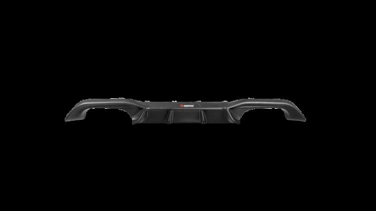 Akrapovič Titanium Exhaust System: 2018+ BMW M2 Competition