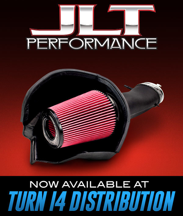 JLT Performance Now Available at Turn 14 Distribution!