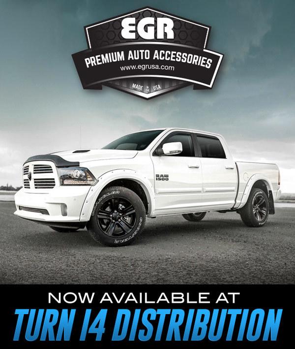 EGR at Turn 14 Distribution!