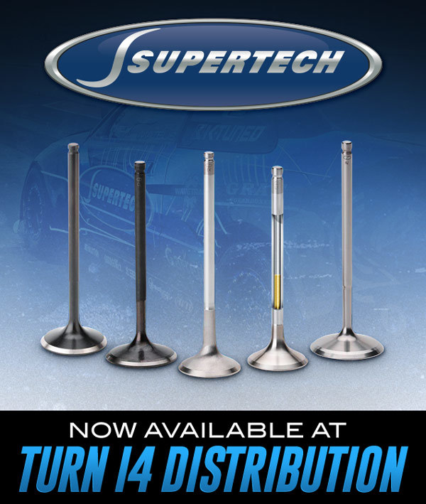 Supertech Performance at Turn 14 Distribution!