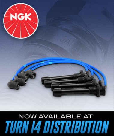 NGK at Turn 14 Distribution!