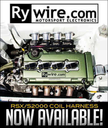 Rywire Motorsports RSX/S2000 Coil Harness Now Available!
