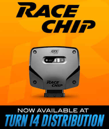 RaceChip at Turn 14 Distribution!