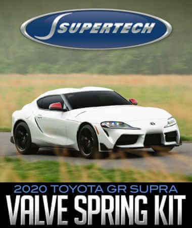 Supertech Performance Valve Spring Kit: 2020 Supra