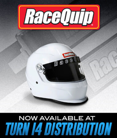 RaceQuip Now Available at Turn 14 Distribution!