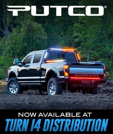 Putco at Turn 14 Distribution!
