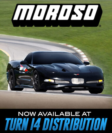 Moroso Performance Products at Turn 14 Distribution!