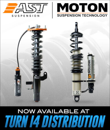 AST/MOTON Suspension Now Available at Turn 14 Distribution!