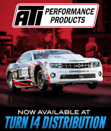 ATI Performance Products Available at Turn 14 Distribution!