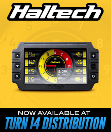 Haltech Now Available at Turn 14 Distribution!