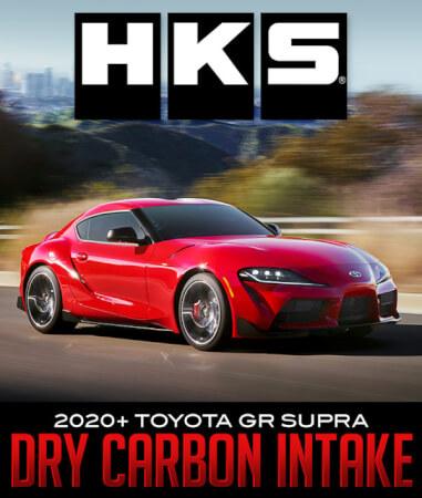 HKS Dry Carbon Intake: 2020+ Toyota GR Supra