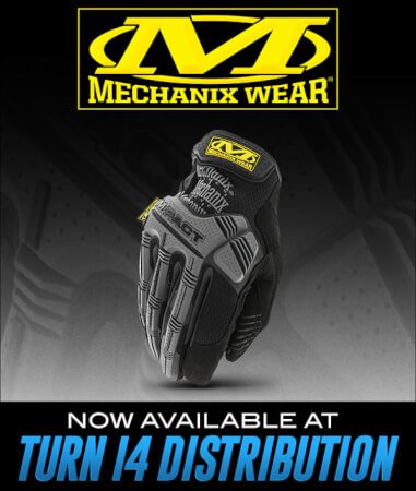 Mechanix Wear Now Available at Turn 14 Distribution!