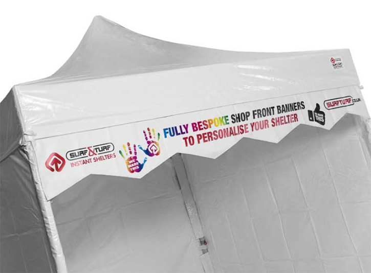 Promotional Shop Front Banners