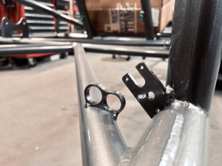 Chassis Cable Guides