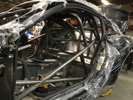 8 Point Roll Bars