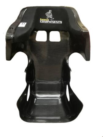 Carbon Fiber Full Containment  JL1 Seat