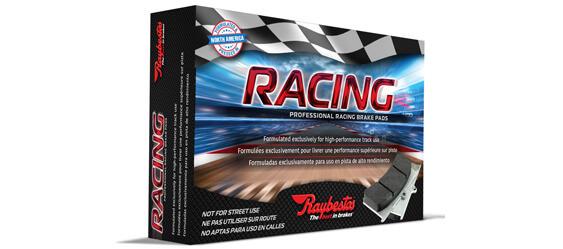 Raybestos Professional Racing Brake Pads