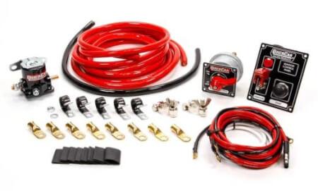 2 AWG Wiring Kit w/ 50-853 Switch Panel 50-830