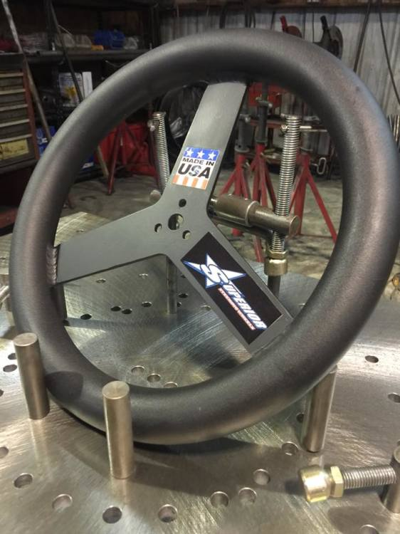 American Made Aluminum Steering Wheels