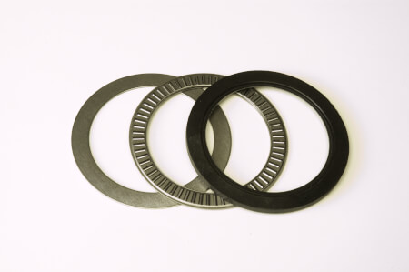Sealed Thrust Bearing for a 2.5 ID spring